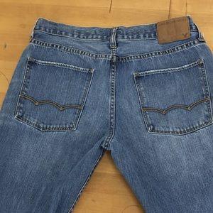 Men's American Eagle 🦅 Slim Straight Jeans 092101